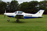 G-EKIM - Pioneer 300 at the 2009 Stoke Golding Stakeout event