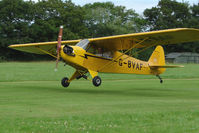 G-BVAF - 1940 Piper J3C-65  at the 2009 Stoke Golding Stakeout event