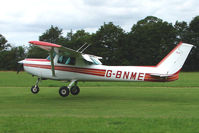 G-BNME - Cessna 152 at the 2009 Stoke Golding Stakeout event