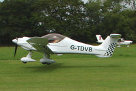 G-TDVB - MCR-01 at Stoke Golding
