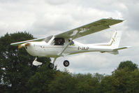 G-JAJP - Jabiru UL-450   at the 2009 Stoke Golding Stakeout event