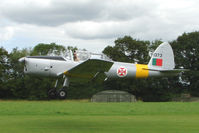 G-CBJG - DHC-1 Chipmunk with Portuguese AF Serial 1373 -  at the 2009 Stoke Golding Stakeout event