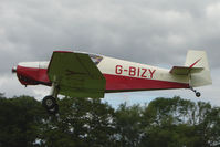 G-BIZY - Jodel D112 at the 2009 Stoke Golding Stakeout event