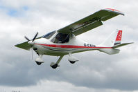 G-CEIE - CTSW at the 2009 Stoke Golding Stakeout event