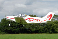 G-CDYY - Pioneer 300 at the 2009 Stoke Golding Stakeout event