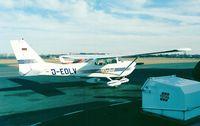 D-EDLV @ EDKB - Reims / Cessna FR.172E Rocket at Bonn-Hangelar airfield - by Ingo Warnecke