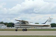 CF-GVX @ KOSH - Cessna 150 - by Mark Pasqualino