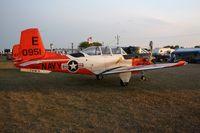 160951 @ OSH - Beech T-34C, c/n: GL-137 - by Timothy Aanerud