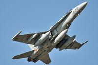C15-45 @ EBFS - EF-18A at Florennes TLP 03-09 - by Volker Hilpert