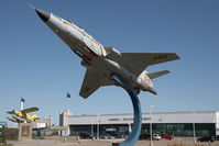 101060 @ CYXD - Canadian AF McDonnell CF-101B Voodoo - by Andy Graf-VAP