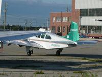 C-GQQC @ CYWG - PERIMETER AIRLINES WINNIPEG MB CA - by B MACKAY