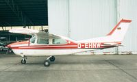 D-EHNW @ EDKB - Cessna T210L Turbo Centurion at Bonn-Hangelar airfield - by Ingo Warnecke
