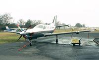 D-FWGJ @ EDKB - SOCATA TBM.700 at Bonn-Hangelar airfield - by Ingo Warnecke
