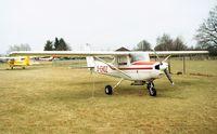 D-EHOZ @ EDKB - Reims / Cessna F.152 at Bonn-Hangelar airfield - by Ingo Warnecke