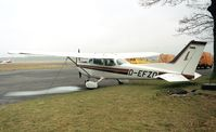 D-EFZQ @ EDKB - Cessna 172P Skyhawk II at Bonn-Hangelar airfield - by Ingo Warnecke