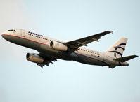 SX-DVS @ LFBO - On take off... - by Shunn311