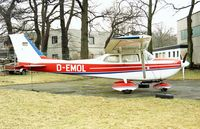 D-EMOL @ EDKB - Reims / Cessna FR.172F Rocket at Bonn-Hangelar airfield - by Ingo Warnecke