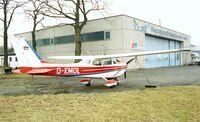 D-EMOL @ EDKB - Reims / Cessna FR.172F Rocket at Bonn-Hangelar airfield - by Ingo Warnecke