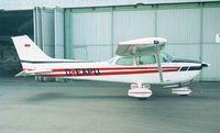 D-EAPU @ EDKB - Cessna 172N Skyhawk at Bonn-Hangelar airfield - by Ingo Warnecke