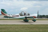 N929MF @ KOSH - Sportstar Plus - by Mark Pasqualino