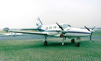 D-IAPA @ EDKB - Piper PA-31T1 Cheyenne I at Bonn-Hangelar airfield - by Ingo Warnecke