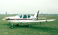 D-EVHN @ EDKB - SOCATA TB.9 Tampico Club at Bonn-Hangelar airfield - by Ingo Warnecke
