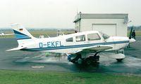 D-EKFL @ EDKB - Piper PA-28-181 Archer II at Bonn-Hangelar airfield - by Ingo Warnecke