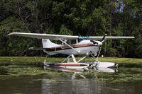 C-GDBM @ 96WI - 1981 Cessna TU206G, c/n: U20606361 - by Timothy Aanerud