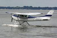 C-GGEB @ 96WI - Cessna 182F, c/n: 18254733 - by Timothy Aanerud