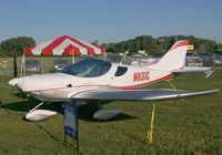 N831C @ KOSH - CZAW Sport Cruiser, EAA AirVenture 2009 - by Sergey Riabsev