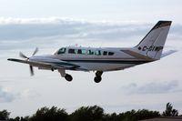 C-GIWP @ OSH - 1980 Cessna 404, c/n: 404-0674 - by Timothy Aanerud