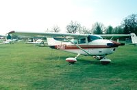 D-EMIT @ EDKB - Cessna 182P Skylane at Bonn-Hangelar airfield - by Ingo Warnecke