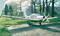 D-EEUP @ EDKB - SOCATA Rallye 180 TS at Bonn-Hangelar airfield - by Ingo Warnecke