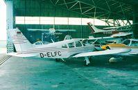 D-ELFC @ EDKB - Piper PA-28R-180 Cherokee Warrior at Bonn-Hangelar airfield - by Ingo Warnecke