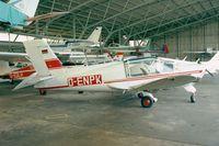 D-ENPK @ EDKB - SOCATA MS.883 Rallye 115 at Bonn-Hangelar airfield - by Ingo Warnecke