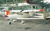 D-ERKH @ EDKB - Aero Designs (Heumann) Pulsar XP at Bonn-Hangelar airfield - by Ingo Warnecke