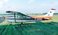 D-EGSL @ EDKB - Cessna R182 Skylane RG at Bonn-Hangelar airfield - by Ingo Warnecke
