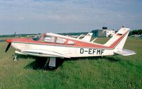 D-EFMF @ EDKB - Piper PA-28R-180 Cherokee Arrow at Bonn-Hangelar airfield - by Ingo Warnecke