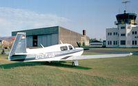 D-EKWB @ EDKB - Mooney M.20K Model 252 TSE at Bonn-Hangelar airfield - by Ingo Warnecke