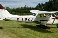 C-FDZJ @ CCS5 - Havelock flyin 2009 - by dude163