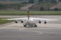 D-AVRP @ VIE - Avro RJ85