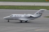 OE-FCW @ VIE - Cessna 525 CitationJet
