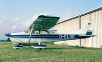 D-ELOO @ EDKB - Reims / Cessna F.172G Skyhawk at Bonn-Hangelar airfield - by Ingo Warnecke