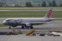 OE-LEX @ VIE - Airbus A320-214