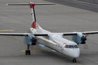 OE-LGF @ VIE - Bombardier DHC-8-402