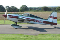 G-XTRA @ EGCJ - Extra EA230 at Sherburn
