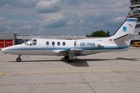 OE-FHW @ LNZ - Cessna 500