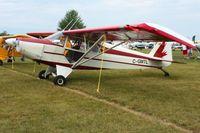 C-GMTL @ OSH - Airventure 2009 - Oshkosh, Wisconsin - by Bob Simmermon