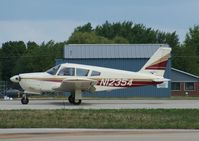 N12354 @ KOSH - Piper PA-28R-180 - by Mark Pasqualino