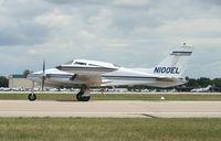 N100EL @ KOSH - Cessna 310 - by Mark Pasqualino